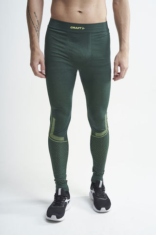 Craft Active Intensity мужское термобелье рейтузы green