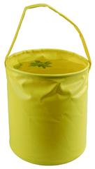 AceCamp Laminated Folding Bucket 10L складное ведро желтое