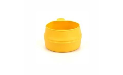 Wildo Fold-A-Cup портативная складная кружка lemon