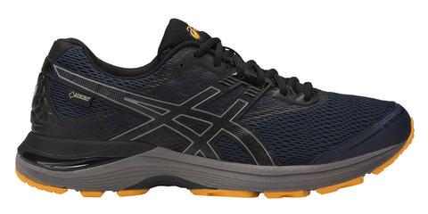 Беговые кроссовки мужские Asics Gel Pulse 9 GoreTex синие-черные