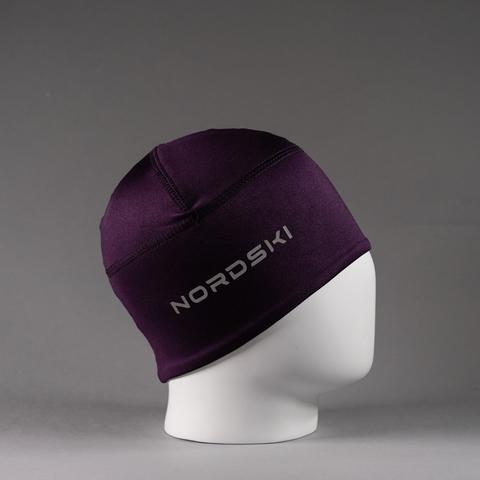 Nordski Warm шапка purple