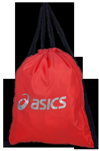 Мешок Asics Gymsack red