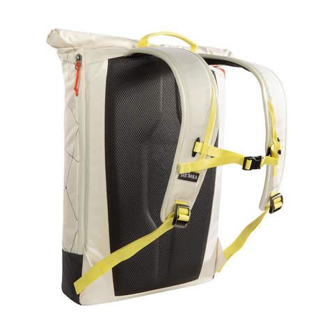 Tatonka City Rolltop Pack 27 городской рюкзак grey lasor