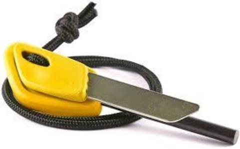 Wildo Fire-Flash Pro Small огниво c кресалом lemon