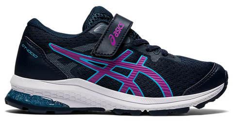Asics Gt 1000 10 Ps кроссовки для бега детские синие