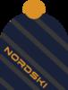 Nordski Line лыжная шапка dark blue - 1