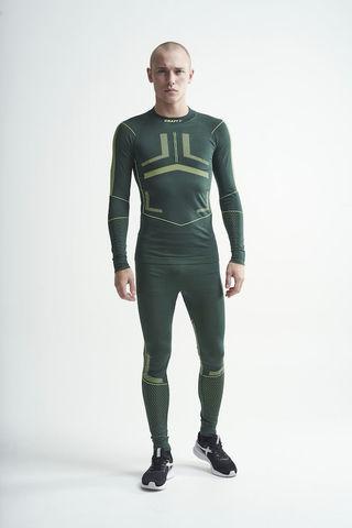 Craft Active Intensity мужское термобелье комплект green
