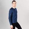 Nordski Pro футболка тренировочная мужская с длинным рукавом blue - 3