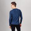 Nordski Pro футболка тренировочная мужская с длинным рукавом blue - 2