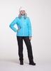 NORDSKI ACTIVE женский прогулочный лыжный костюм бирюзовый - 1