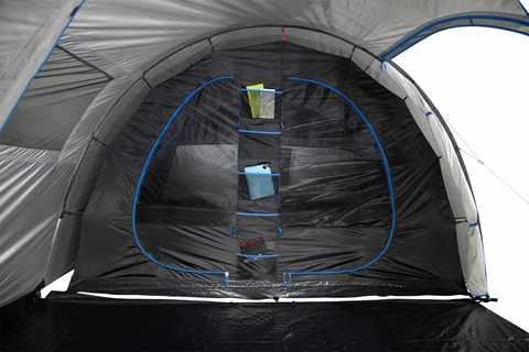 High Peak Ancona 5 кемпинговая палатка пятиместная