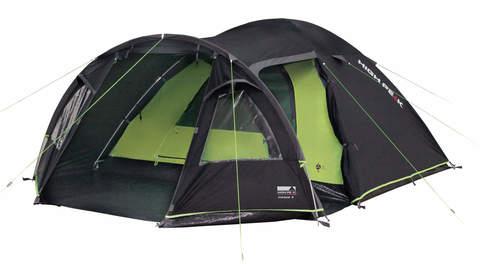 High Peak Mesos 4 кемпинговая палатка четырехместная