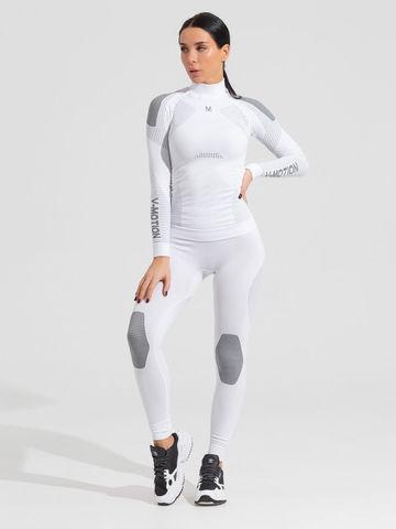 V-MOTION Alpinesports женское термобелье комплект белый