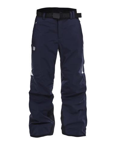 Горнолыжные брюки детские 8848 Altitude Track темно-синие