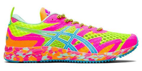 Asics Gel Noosa Tri 12 кроссовки для бега женские розовые
