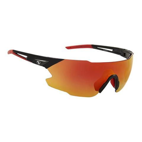 NORTHUG Silver спортивные очки black-red
