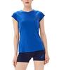 Asics Volley Set волейбольная форма женская синяя - 1