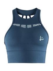 Craft Nrgy Mesh топ спортивный женский синий