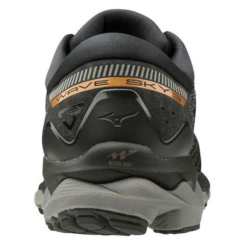 Mizuno Wave Sky 3 кроссовки для бега мужские черные