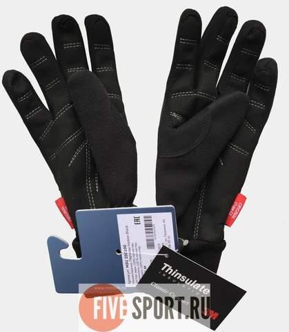 Nordski Jr Motion WS перчатки детские black