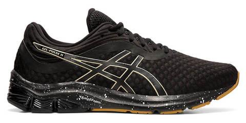 Asics Gel Pulse 11 Winterized утепленные кроссовки для бега мужские черные