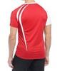 Asics T-shirt Fan Man футболка волейбольная red - 2