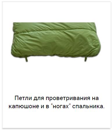 Alexika Forester спальный мешок туристический - 13