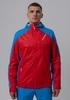 Nordski National мужская ветрозащитная куртка red - 1