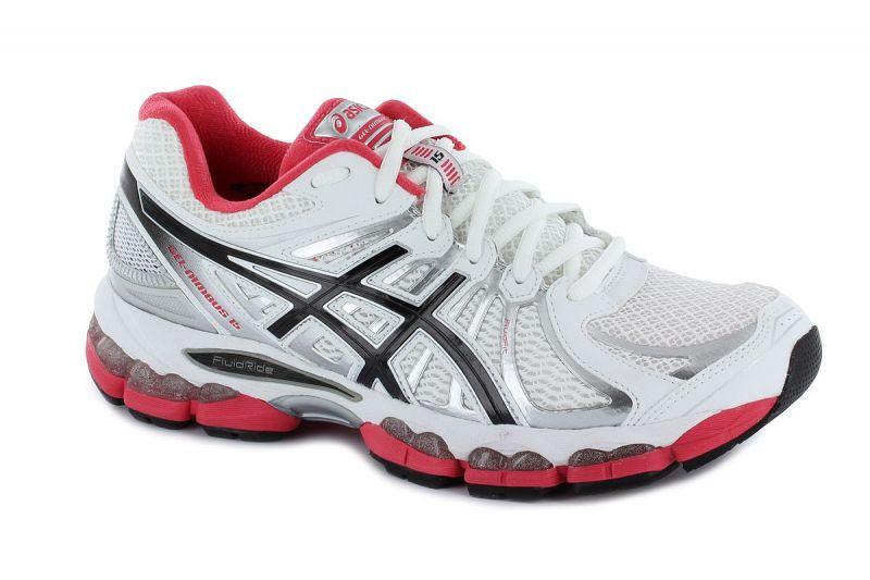Кроссовки для бега Asics Gel-Nimbus 15 женские white - 2