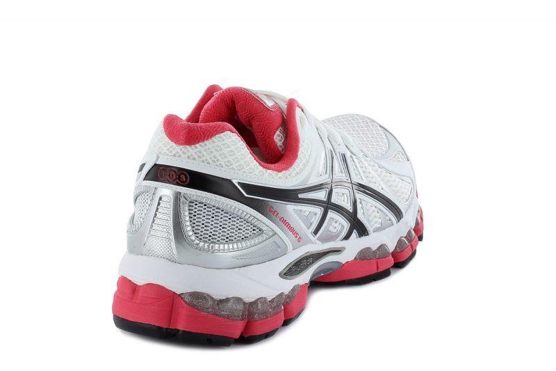 Кроссовки для бега Asics Gel-Nimbus 15 женские white - 3