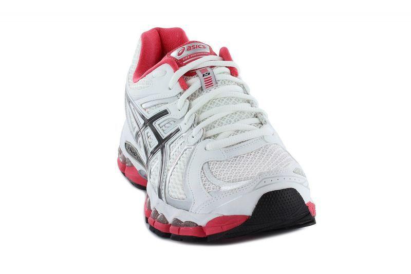 Кроссовки для бега Asics Gel-Nimbus 15 женские white - 4