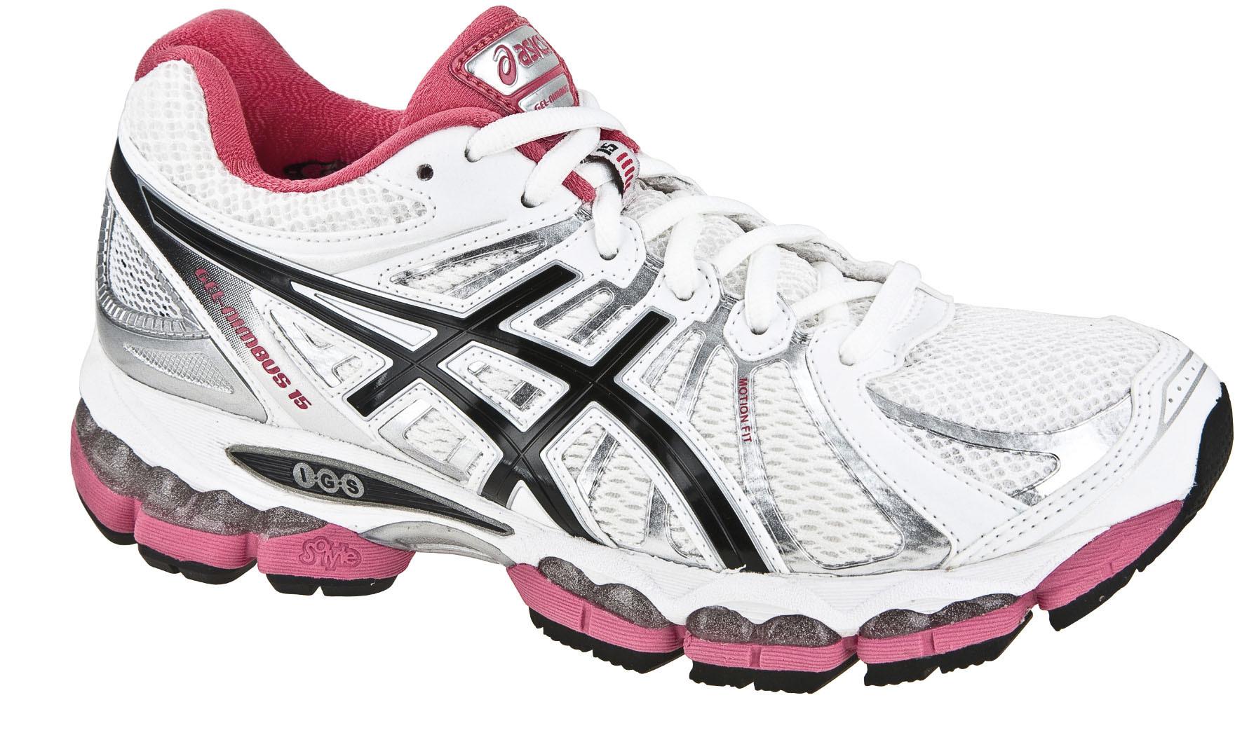 Кроссовки для бега Asics Gel-Nimbus 15 женские white - 6