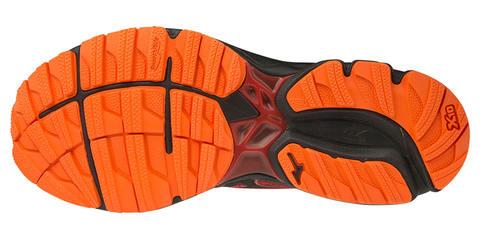 Mizuno Wave Rider TT кроссовки для бега мужские красные