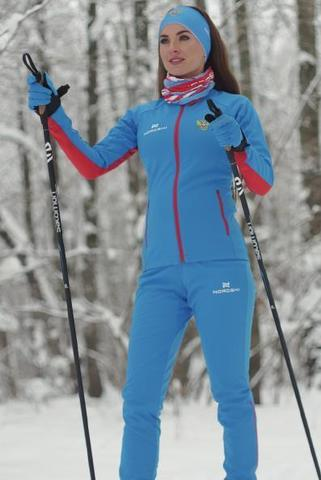 Nordski Elite RUS лыжный костюм женский