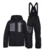 Горнолыжный костюм детский 8848 Altitude New Land Defender черный - 1