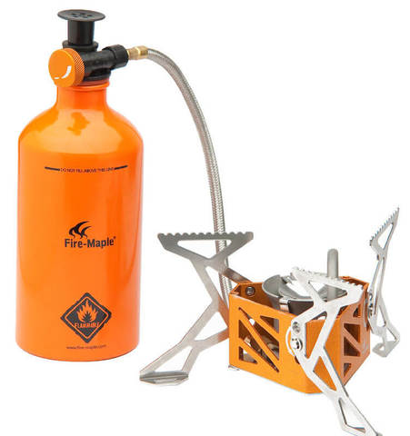 Fire-Maple Engine бензиновая горелка