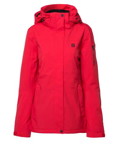 8848 Altitude Ebba женская горнолыжная куртка red