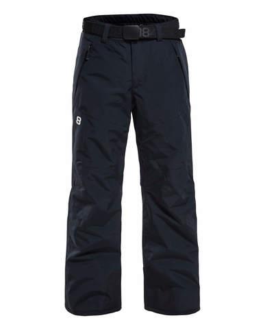8848 Altitude Inca 2019 детские горнолыжные брюки black