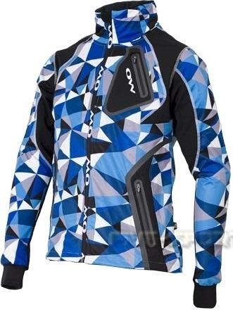 Лыжная Куртка One Way Carnic diamond blue - 2