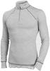 Термобелье Рубашка Craft Active Zip мужская grey - 1