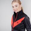 Nordski Base тренировочная куртка женская black-red - 4