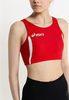 Спортивный топ Asics Hop Lady Top красный - 4