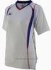 Mizuno Premium Top футболка волейбольная мужская grey - 1