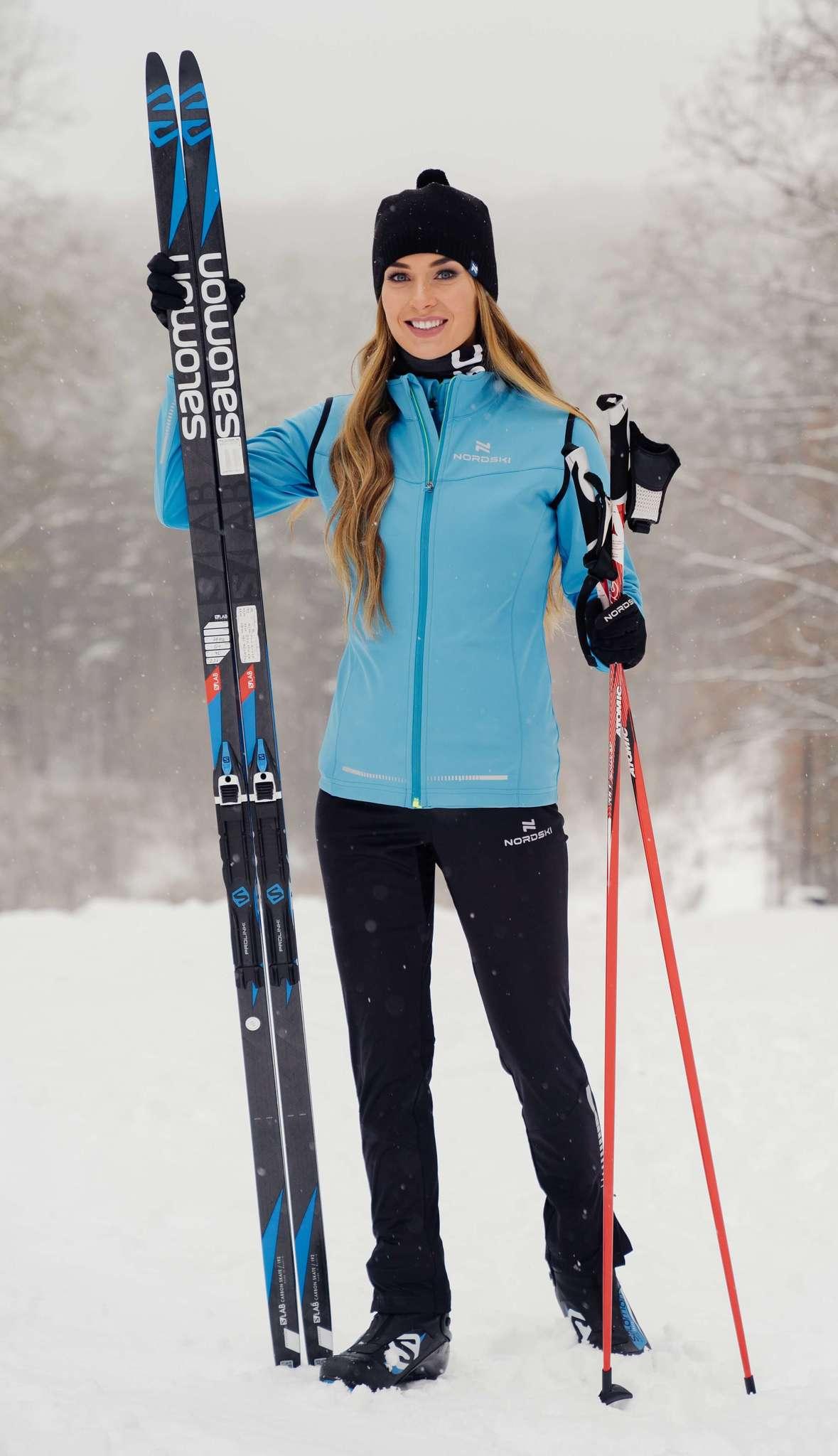 Nordski Pro лыжный костюм женский breeze - 3
