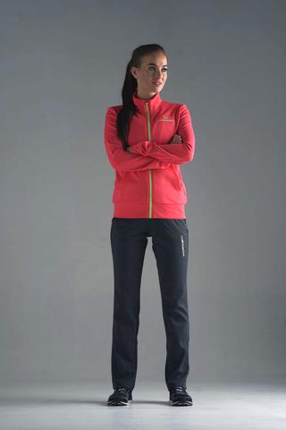 Nordski Zip Base костюм женский pink-grey