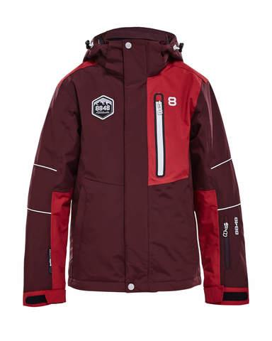 Горнолыжная куртка детская 8848 Altitude Avanti wine