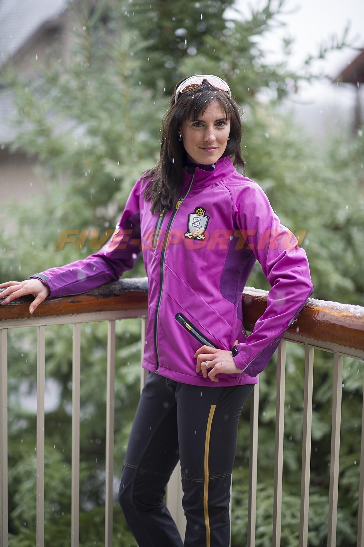 Лыжная Куртка Stoneham Pro dressed женская - 2