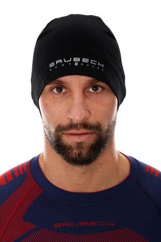 Brubeck Active шапка спортивная black