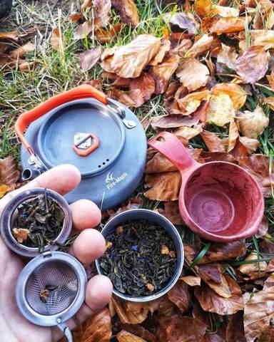 Fire-Maple Feast T3 походный чайник