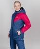 Nordski Premium Sport теплый лыжный костюм женский denim - 3